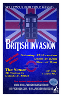 Skill Focus: Burlesque Presents British Invasion...