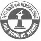 Petts Wood War Memorial Hall Trust logo