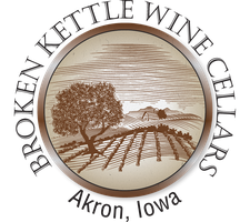 Broken Kettle Wine Cellars logo