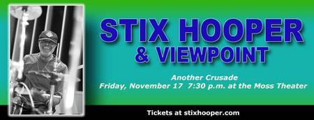 STIX HOOPER & VIEWPOINT–Another Crusade