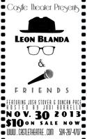 Leon Blanda & Friends/Sat Nov 30
