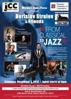 Borislav Strulev and Friends - From Classical to Jazz