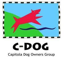 Coastal Dog Owners Group (C-DOG) logo