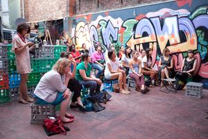 Creative Jam: A Panel Discussion with Melbourne Creative...