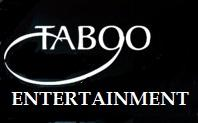 TABOO ENTERTAINMENT logo