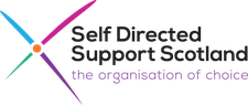 Self Directed Support Scotland logo