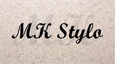 mk stylos  logo