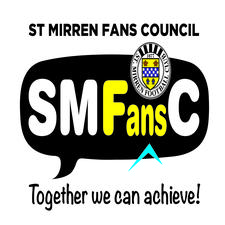 St Mirren Fans Council logo