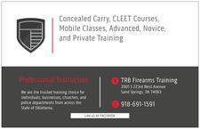 TRB Firearms Training logo