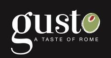 Gusto - A Taste of Rome logo