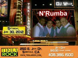 N'Rumba at TekilaRock