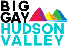 Big Gay Hudson Valley logo