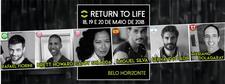 Return to Life Conference - Belo Horizonte logo