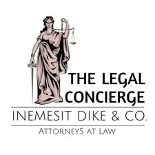 The Legal Concierge - Inemesit Dike & Co. logo