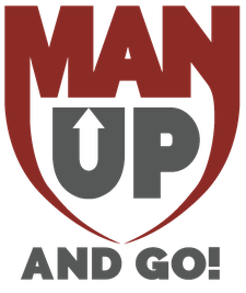 Man Up and Go  logo