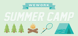 WeWork Summer Camp: REGISTRATION CLOSED!