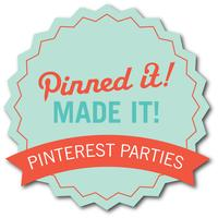A Crafty Christmas Threesome at Pinned it! Made it!