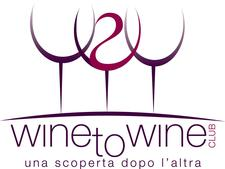 WineToWine Club logo