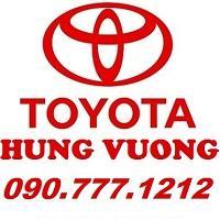 Đại lý toyota hàng đầu Việt Nam Toyota Hùng Vương Hồ Chí Minh  logo