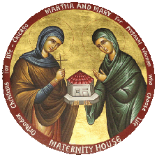 Martha and Mary Maternity House, a ministry of the Greek Orthodox Metropolis of Chicago logo