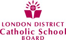 LDCSB PIC - London District Catholic School Board District Parent Involvement Committee logo