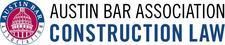 Austin Bar Association Construction Law Section logo