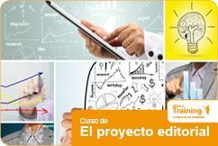 El proyecto editorial - Masterclass
