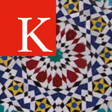 The Department of Middle Eastern Studies, King's College London logo