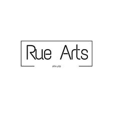 RUE ARTS logo