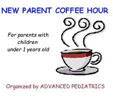 New Parents' (and Not So New Parents') Coffee Hour