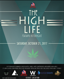 """The High Life""  logo"