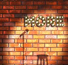 More Comedy Club logo