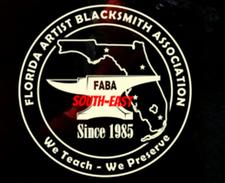 The Florida Artist Blacksmith Association logo