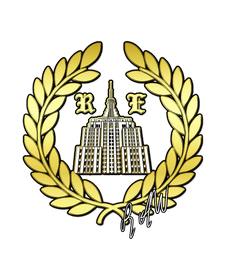 RAW EMPIRE ENT  logo