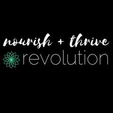 Nourish and Thrive Revolution logo