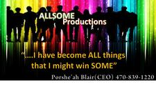 AllSome Productions logo