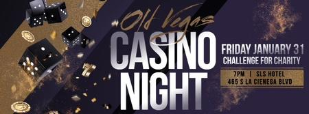 C4C Old Vegas Casino Night
