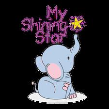 My Shining Star logo