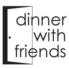 dinner with friends vt logo