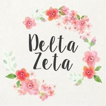 Delta Zeta Lamplighters of Southern California logo