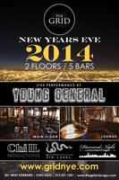 New Years Eve at The Grid
