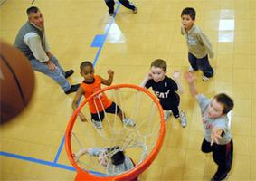 Hoop Shots for Kids - Annual Fall Basketball Clinic