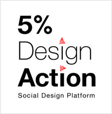 5% Design Action logo