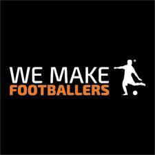 We Make Footballers logo