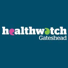 Healthwatch Gateshead logo