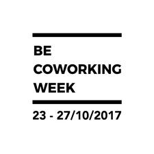 BeCoworking logo