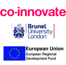 Brunel Co-Innovate logo