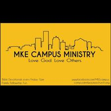 MKE Campus Ministry logo