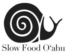 Slow Food O'ahu logo