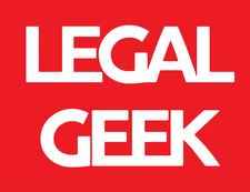 Legal Geek - the Legal Tech Startup Community logo